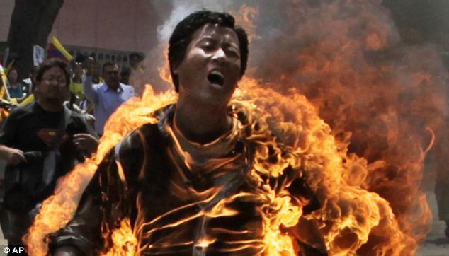 O drama Budista e a Geopolítica da China