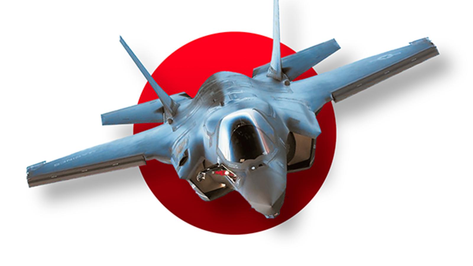 Declaração de Trump sobre lote de 105 caças F35 para o Japão levanta dúvidas sobre possível novo lote