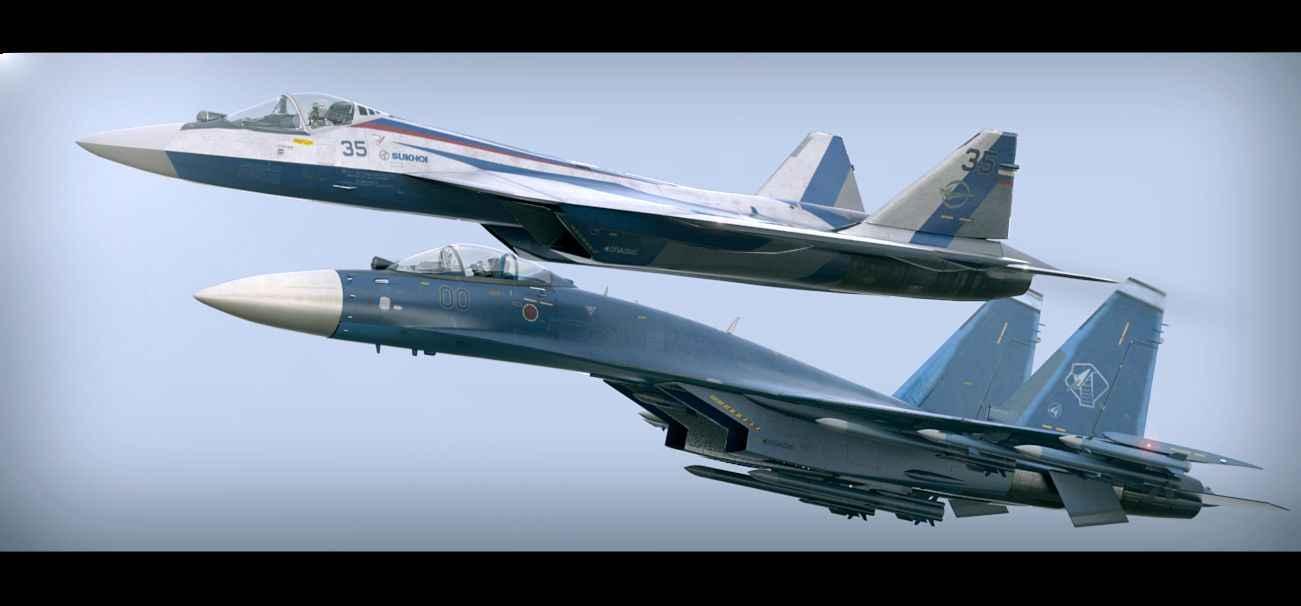 Como pode o SU-57 custar menos que um SU-35?