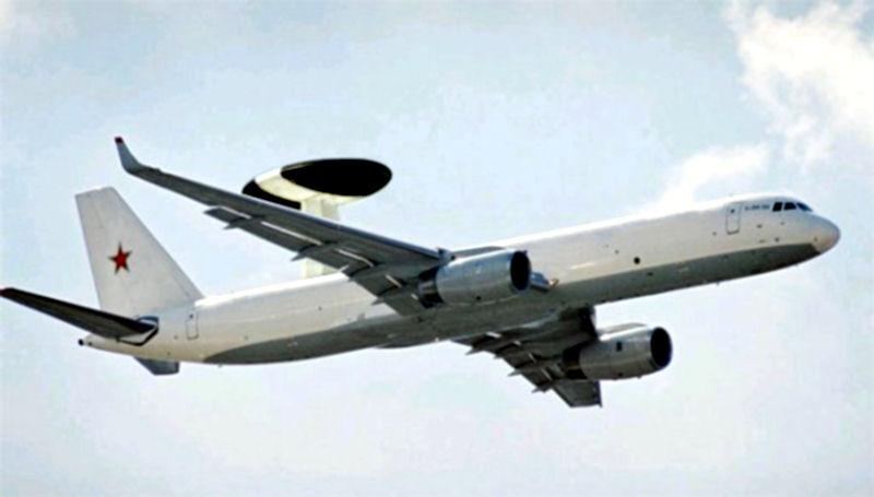 Ministério da defesa russo decide desenvolver uma segunda aeronave AWACS baseado no Tu-214