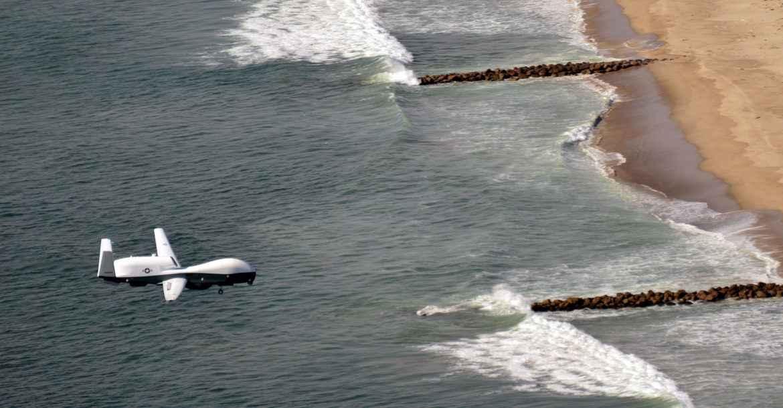 CENTCOM apresenta vídeo do abate da aeronave BAMS-D da Marinha dos EUA no Estreito de Ormuz