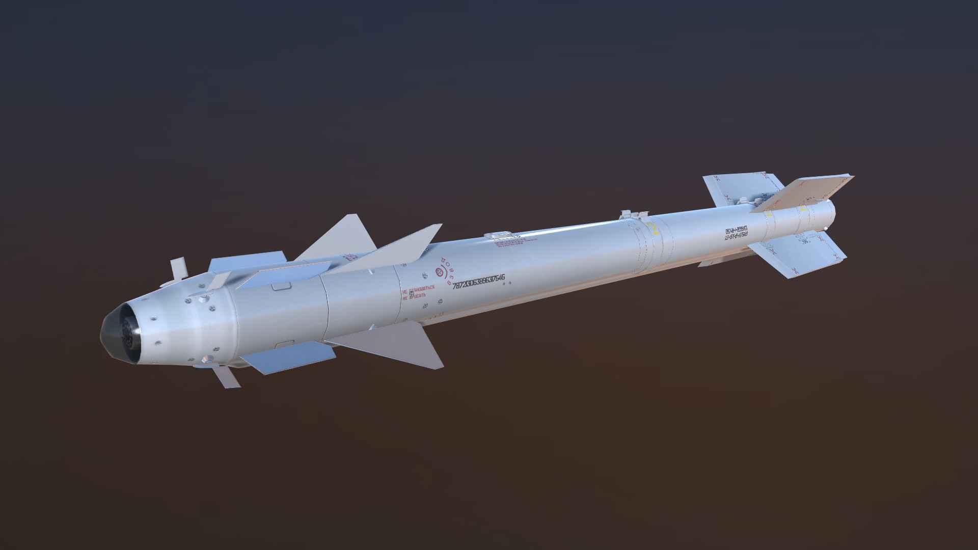 Rússia inicia a produção de novos mísseis WVR R-74 (RVV-MD)