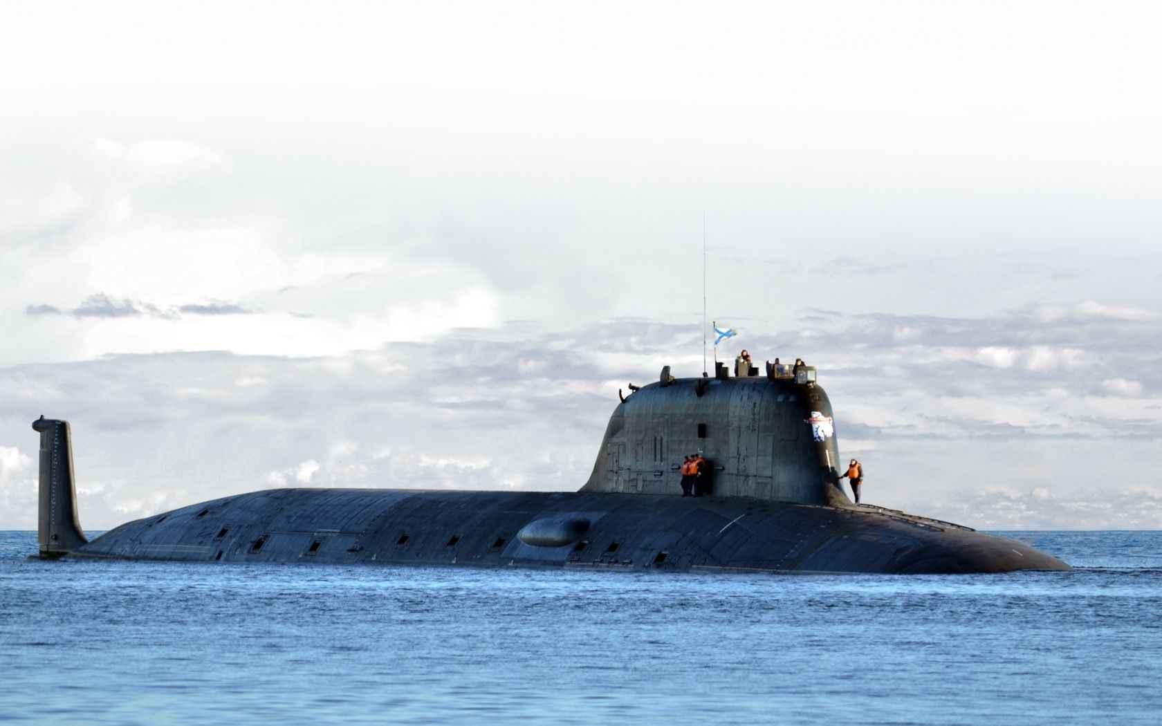 Construtores navais russos recebem contrato para mais dois submarinos nucleares Yasen-M