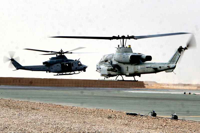 Força Aérea Tcheca adquirirá helicopteros Bell UH-1Y e AH-1Z