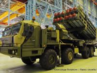 Vityaz o novo sistema de defesa aérea Russo