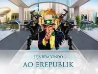 eRepublik o social game de guerra que esta mexendo com o patriotismo dos brasileiros no mundo virtual.