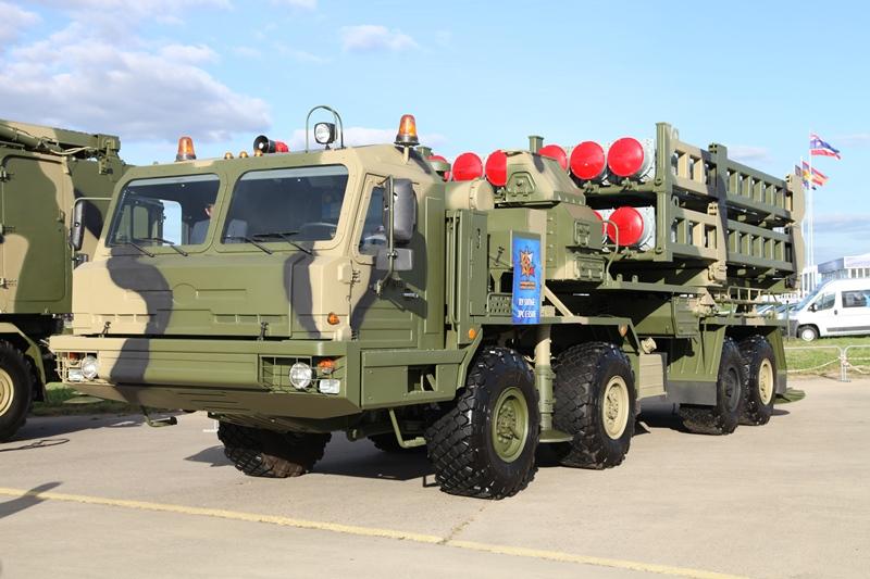Produção seriada do  sistema S 350 E Vityaz será iniciada em 2015