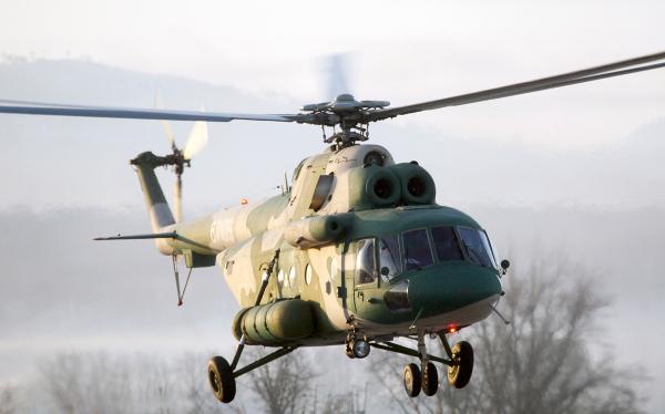 China recebe os quatro últimos Mi-171E dos 52 encomendados