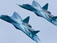 Rumores do envio de dois caças Su-57 (PAK FA) para a Síria
