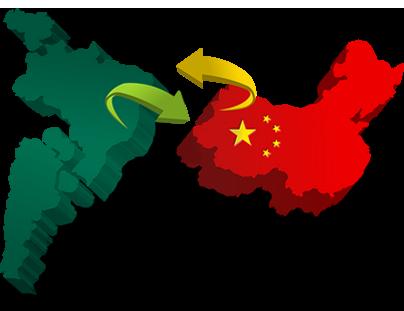 A América Latina na mira da China