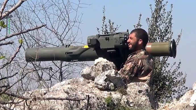 Vídeo: Guerrilheiros do Hamas Equipados com mísseis norte americanos TOW?