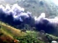 Divulgado vídeo da operação colombiana que matou o líder das FARC's Alfonso Cano em 2011.