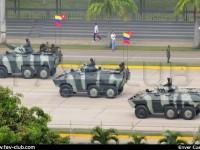 Venezuela planeja modernizar seus blindados Engesa EE-11 Urutu e FMC LVT7.