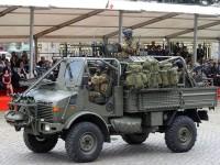 Vídeo: Unimog Special Forces