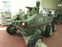 Vídeo: Os robôs terrestres da  Coreia do Sul