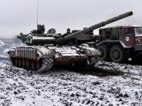 Horas antes do cessar-fogo combates prosseguem na Ucrânia