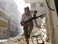Guerra Síria: Um comprimido de anfetamina…, + 48 horas sem comer nem dormir nem sentir frio