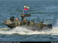 Rapidinhas da Venezuela: Infanteria de Marina recebe 15 novas lanchas