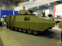 Vídeo: Veículo de infantaria BMP-M2 Chacal da VOP Trenčín e EVPÚ