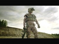 Revision Military – Exoskeleton Integrated Soldier Protection System