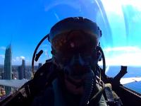 Vídeo: F-18 Hornet no Hornet Ball 2014 em Sydney Austrália