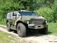 Vídeo: VPK-3927 Volk  O Novo 4×4 Russo.
