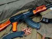 Evolução do lendário fuzil de assalto KALASHINIKOV