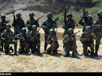 Rapidinhas da Venezuela: Infantaria de Marina Bolivariana realiza adestramento.