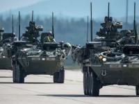 Vídeo: Militares dos EUA pedem maior poder de fogo para os veículos  Stryker