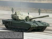 """Galeria/""""Alta resolução"""": Carro de combate T-14 Armata – """"no detalhe"""""""