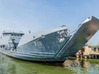 COTECMAR Prepara entrega do segundo navio de desembarque Anfíbio para a Marinha Colombiana.