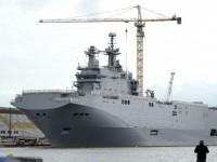 Porta-helicópteros classe Mistral: Proposta de Hollande de devolução do dinheiro Moscou considerou positiva
