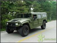 VÍDEO: Dongfeng EQ2050 o Hummer Chines