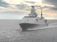 Vídeo: DSEi 2015 – Global Combat Ship Type 26