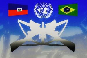 FAB PÉ DE POEIRA: Infantaria da Aeronáutica e sua participação na missão de paz da ONU no Haiti.