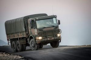 Scania P 360 6x6/Foto: Wagner Menezes 2014