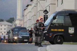 No Rio de Janeiro Milícia impõe regras à Força Nacional