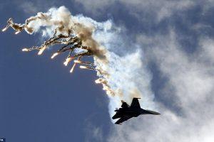 Vídeo: Força Aérea Russa