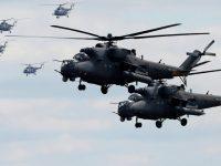 Vídeo: Mi-35 desembarcando Infantaria
