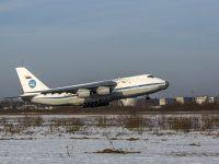 Editorial: Panorama da Aviação de Transporte Militar Russa Parte 5