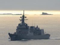 Comissionado o primeiro Destroyer ASW Asahi  da classe 25DD