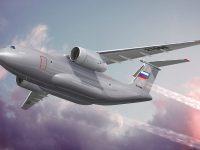 Ministério da Indústria e Comércio da Rússia aprovam a especificação de requisitos da aeronave Il-276