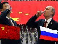 Líder Chinês declara que apoiará militarmente a Rússia contra os Estados Unidos