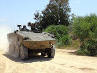 EITAN entra em serviço no IDF
