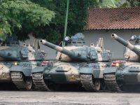 Espanha moderniza carros de combate AMX-30 da Venezuela apesar do embargo da União Europeia