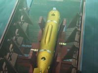 Drone submarino Poseidon