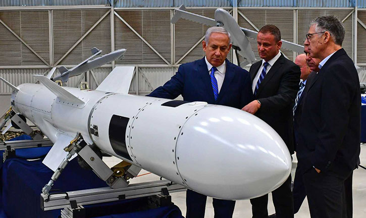 Israel e Singapura se unem para comercializar mísseis anti-navio