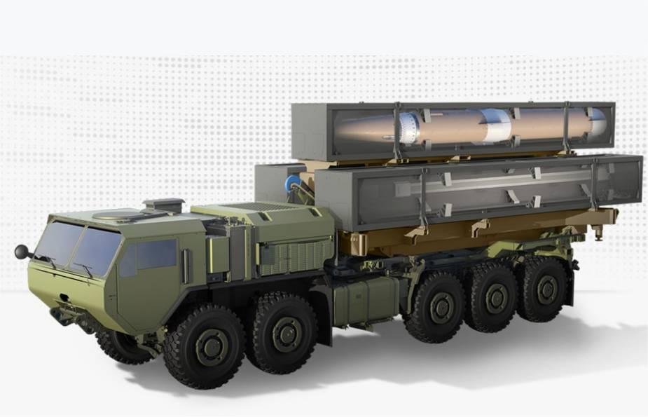 Lockheed Martin desenvolverá sistema de lançamento terrestre para míssil planador  de impulso hipersônico